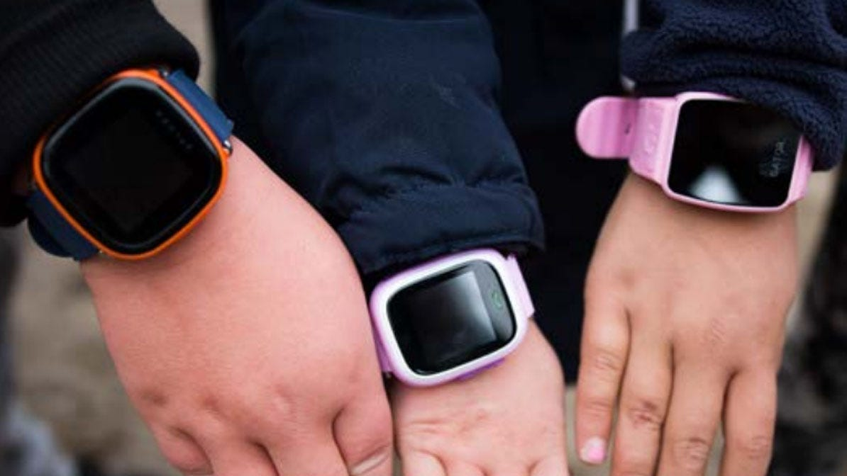 Smart Watches for Children Are Dangerous Garbage