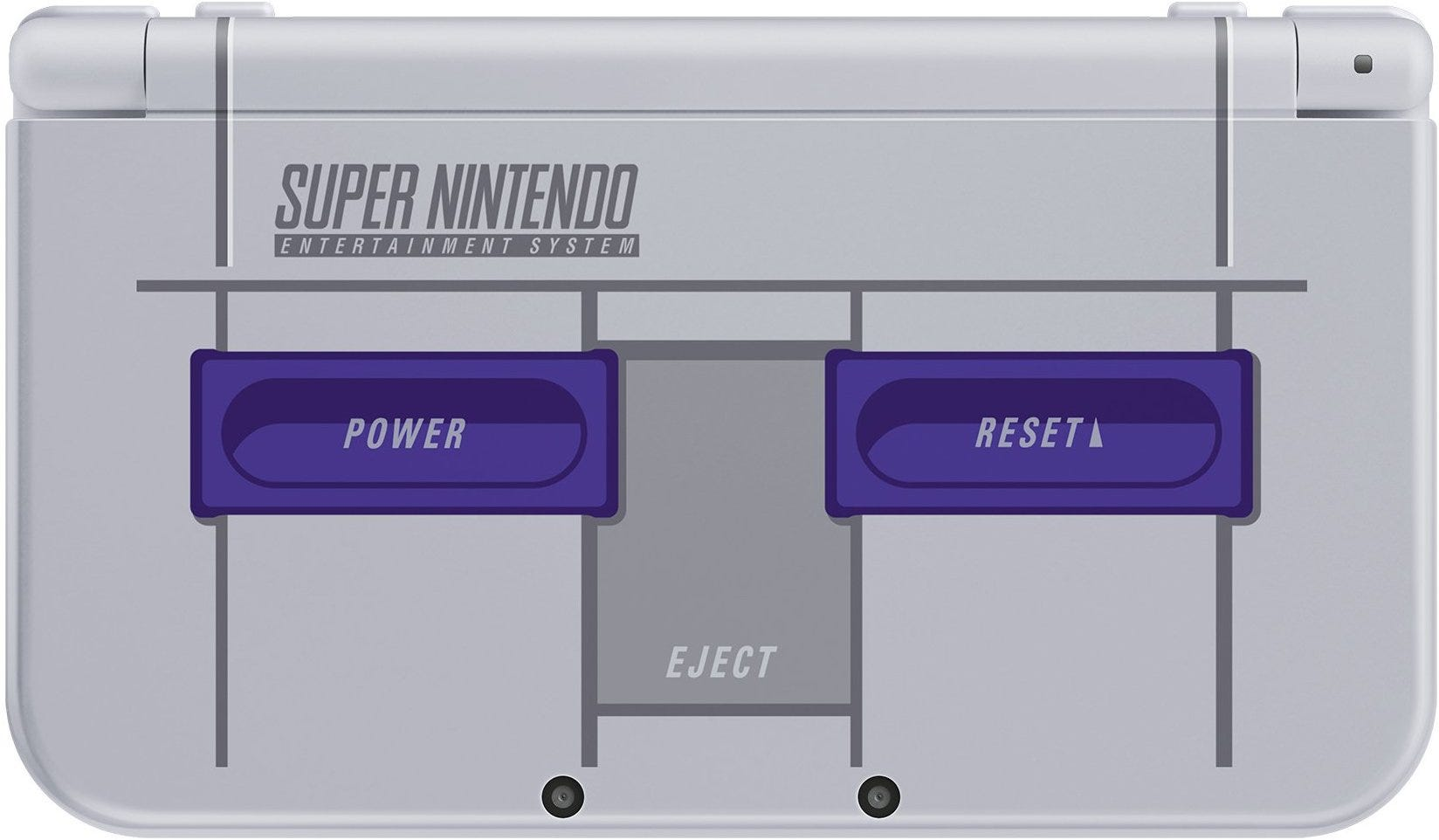 Nintendo Announced A Super Nes Edition Of The 3ds Xl Complete With