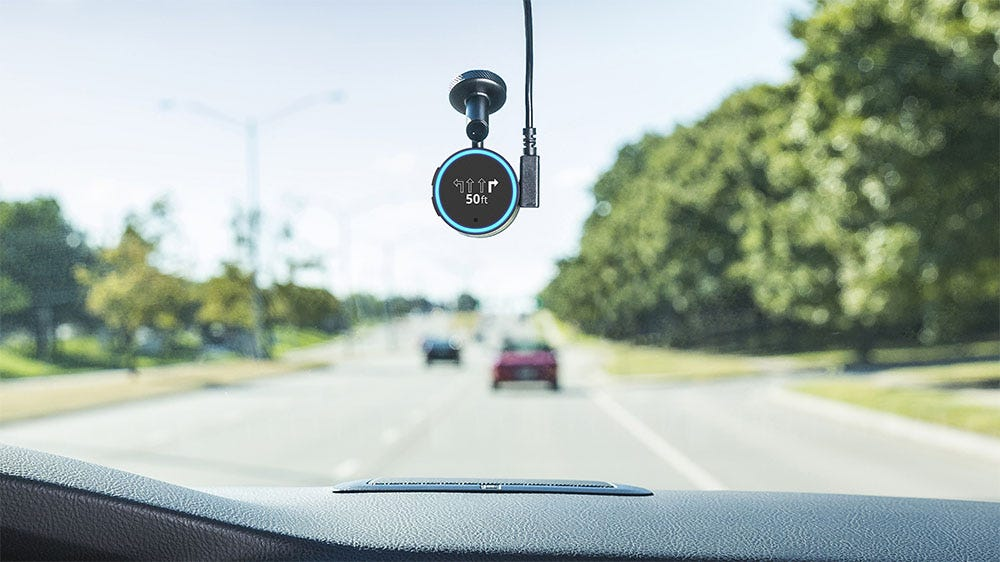 The Garmin Speak Puts Alexa In Your Car (No New Car Purchase Required) – Review Geek