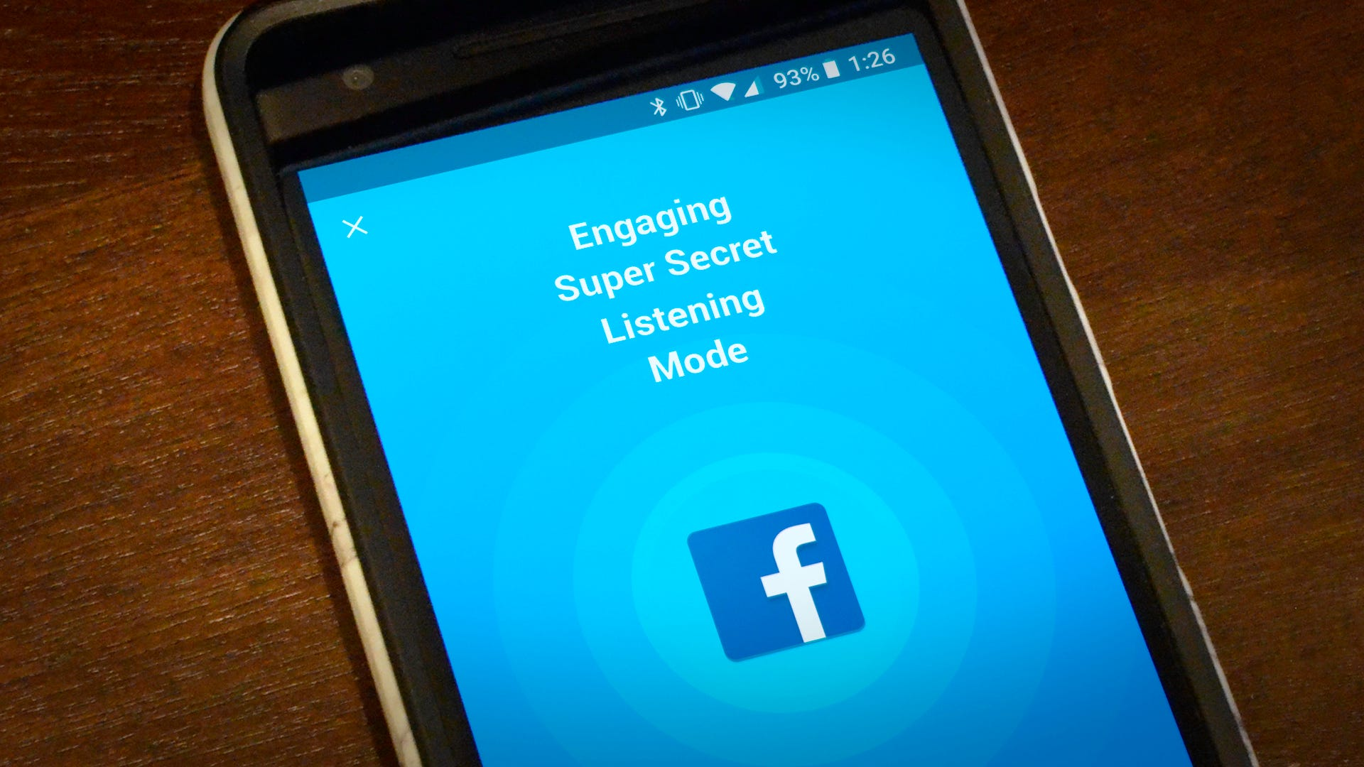Facebook Spying Cat Food