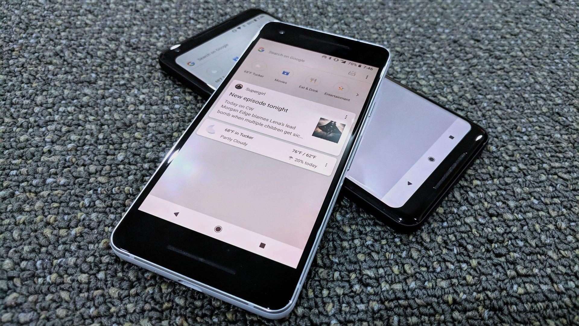 I Miss Smartphone Bezels Already – Review Geek