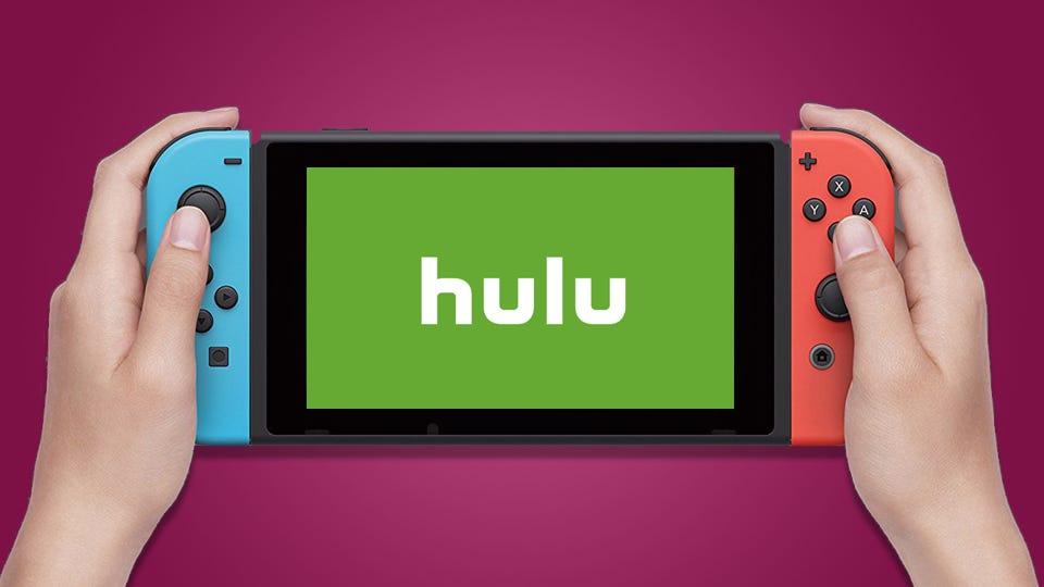 Der Nintendo Switch erhält endlich eine Streaming-Video-App, und es ist Hulu