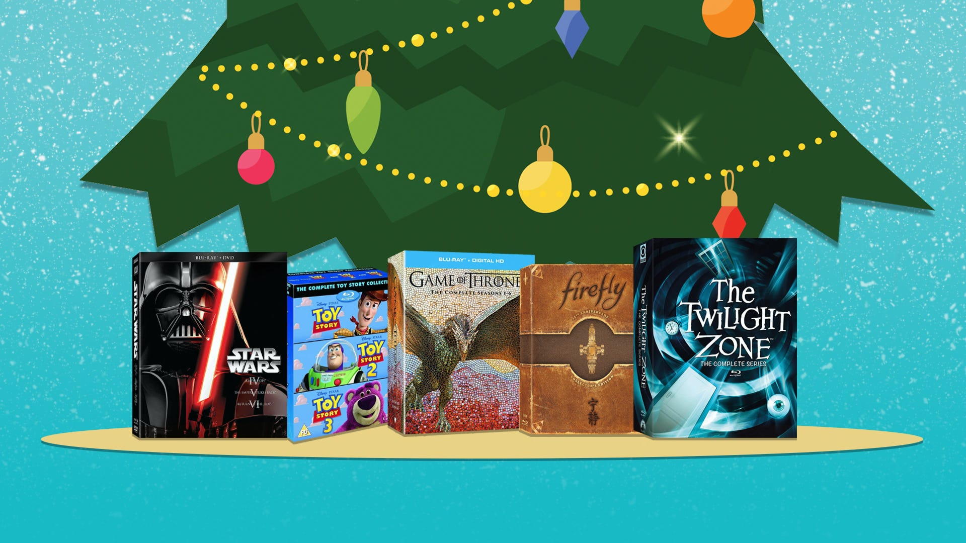 The Best Blu-ray Box Sets to Gift This Holiday Season