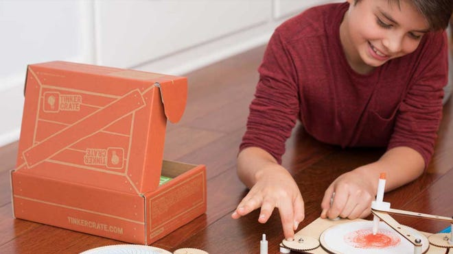 Subscription Crates Are a Perfect Gift for Curious Kids