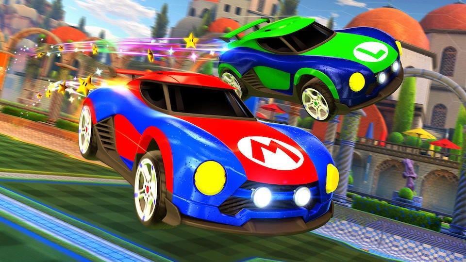 9 große Switch Spiele findest du nur im Nintendo eShop