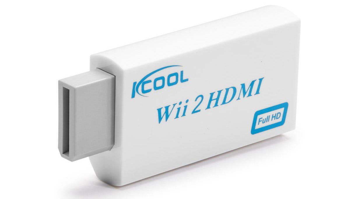 connect your wii to your 4k tv with this handy adapter review geek