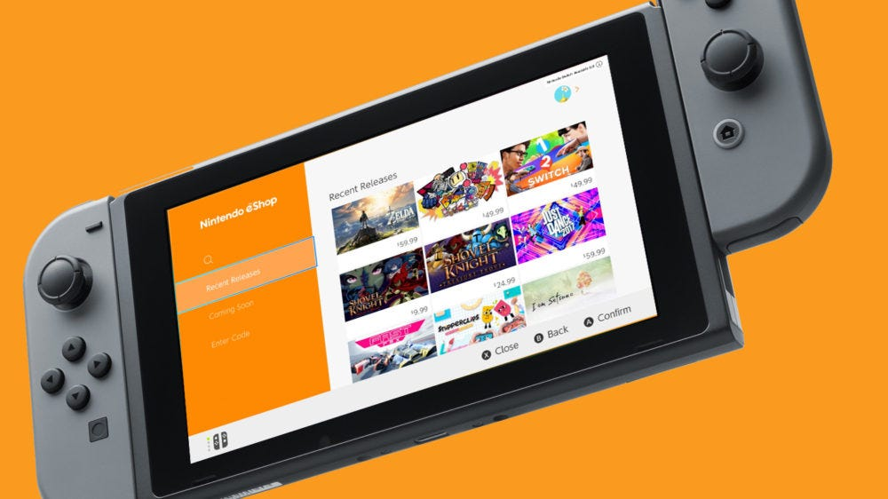 9 Great Switch Games You'll Only Find in the Nintendo eShop – Review Geek