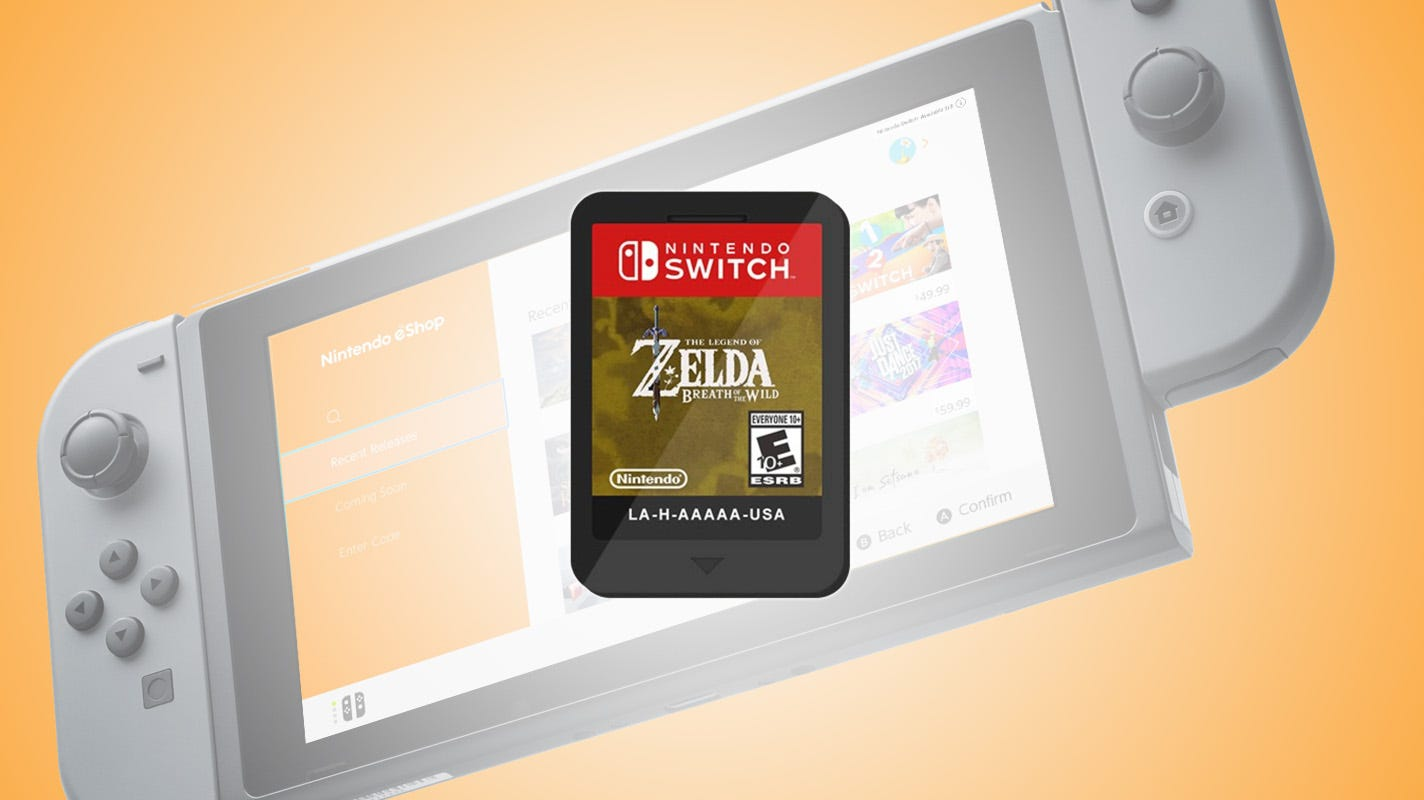 Should You Buy Physical Or Digital Switch Games Review Geek Nintendo Eshop Gift Card Us 50 Code Whether Youre Buying For Yourself Your Kids Faced With The Dilemma Of