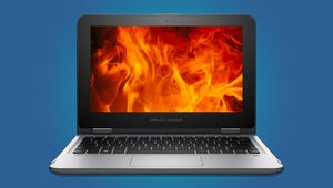 HP Is Recalling Some Laptop Models Due to Slight Battery Melting