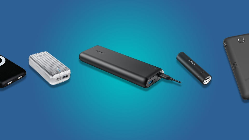 The Best Portable Chargers For Every Need