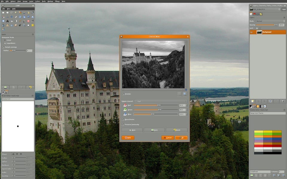 6 Günstige Alternativen zu Adobe Photoshop