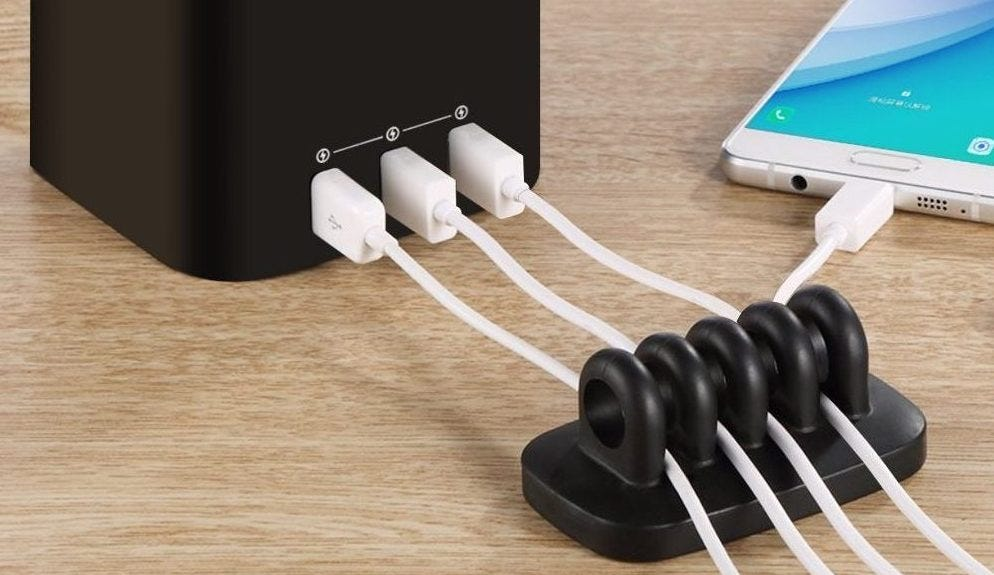 Five Fantastic Cable Organizers to Wrangle Your Messy Cables ...