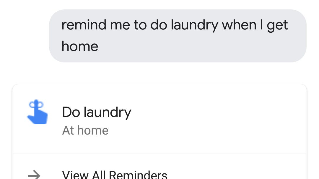 Soon, Google Will Let You Set Location Reminders From Google Home