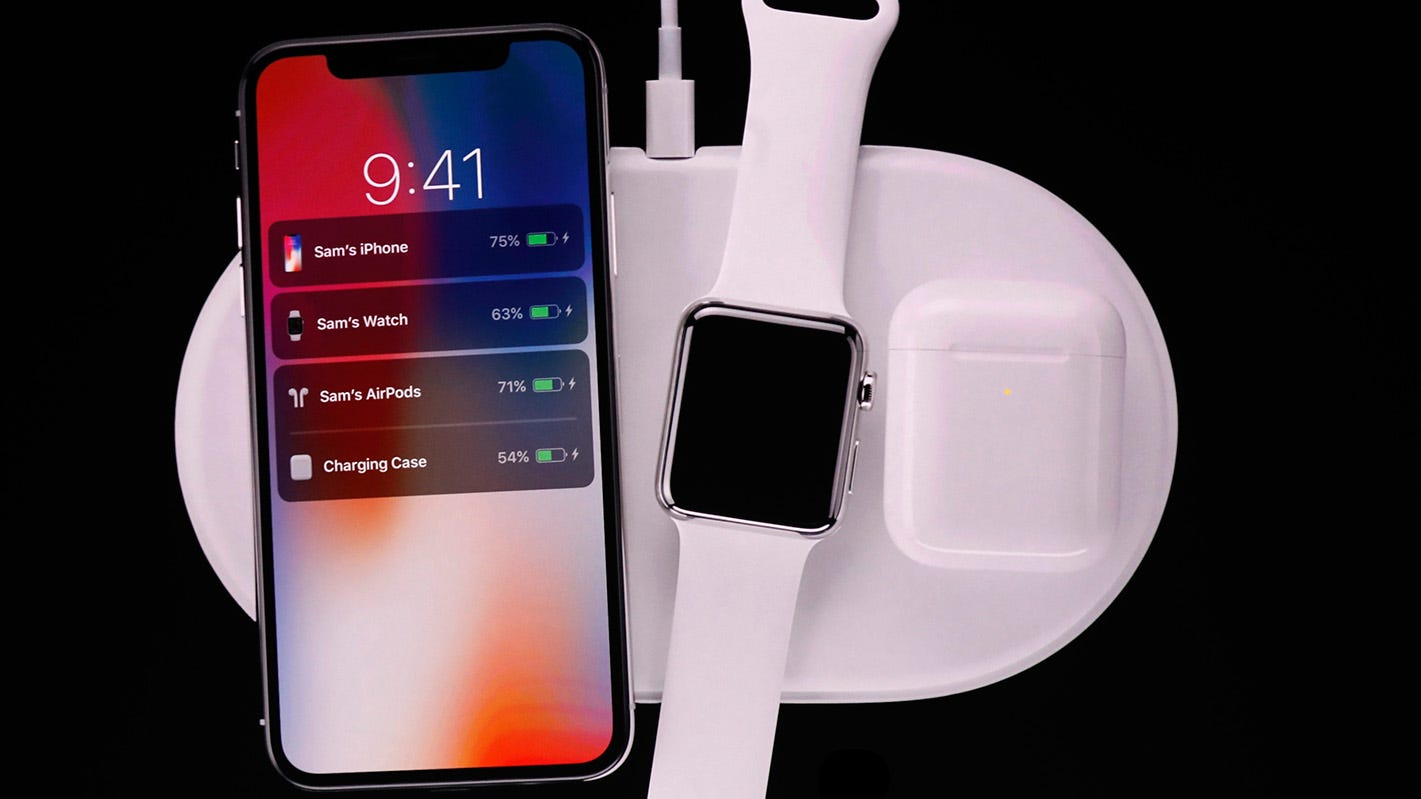 Everything You Need to Know About Apple's AirPower Charging Mat