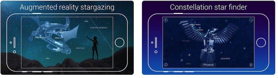 Die besten Stargazing-Apps für Ihr Smartphone