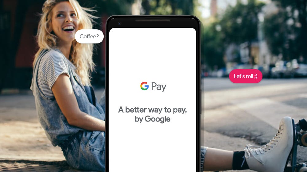 Google überarbeitet sein Zahlungssystem erneut mit Google Pay