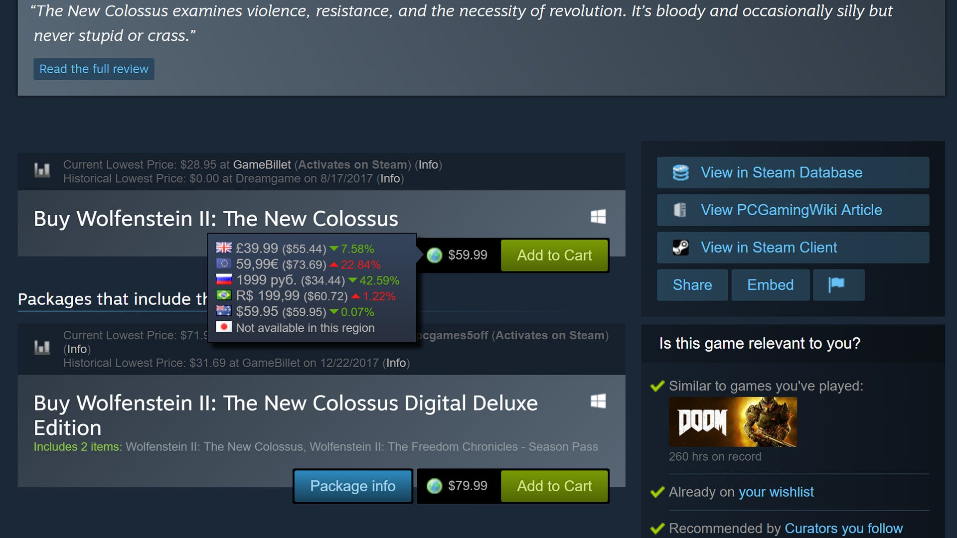 the best tools to score awesome deals on steam review geek
