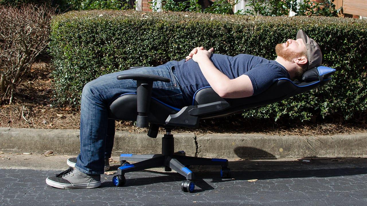 Diese hässlichen Racing-Style Gaming Chairs sind so Dang komfortable