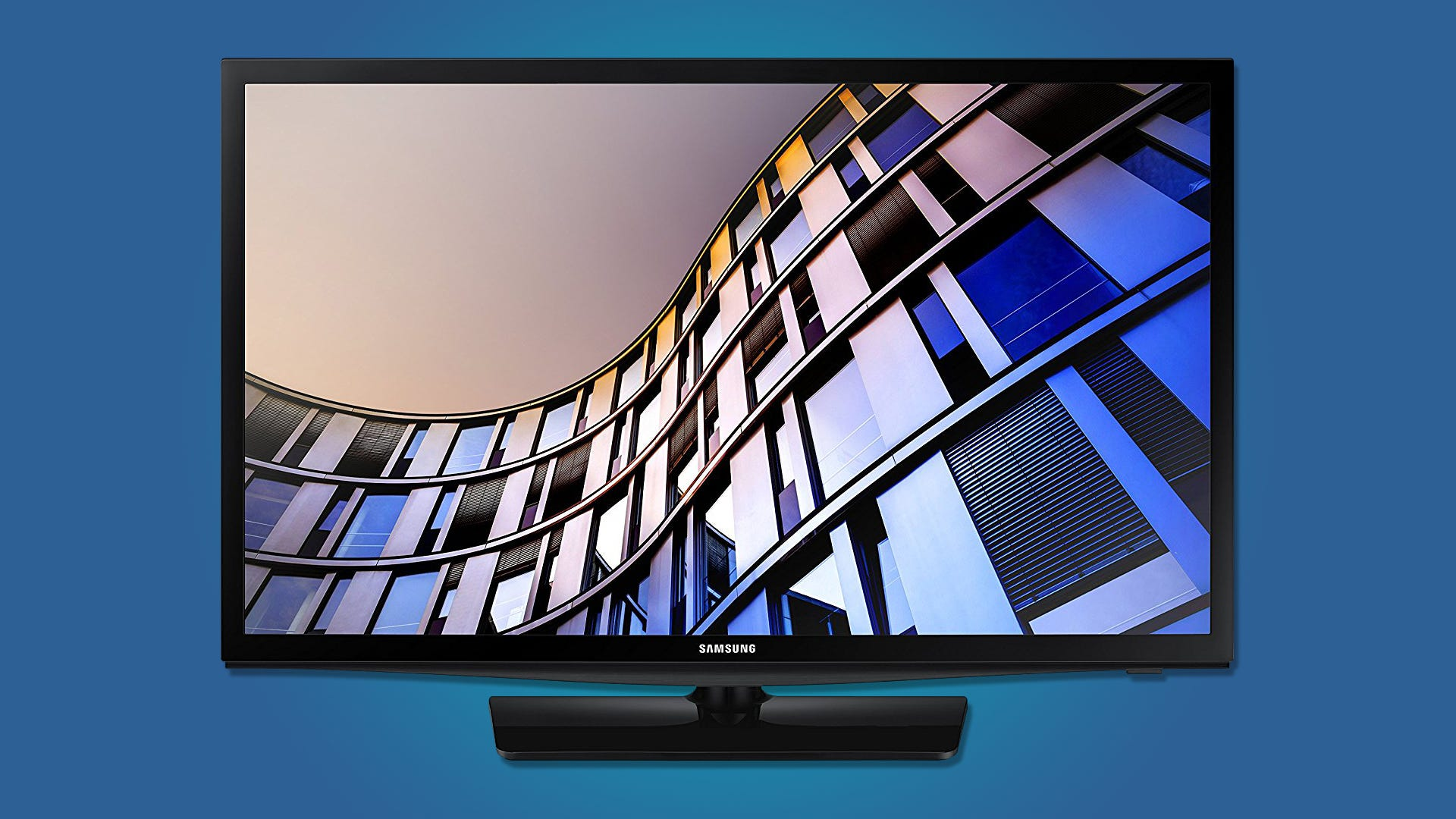 Generally, You Canu0027t Expect To Get A Good Picture Out Of A Cheap, Small TV.  That Doesnu0027t Mean We Canu0027t Try, Though. This Samsung 24u2033 TV (15.1u2033 Tall)  Has ...