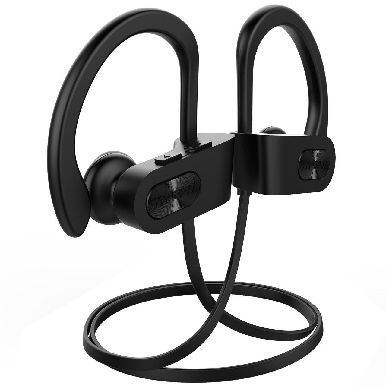 best budget bluetooth earbuds for the gym review geek. Black Bedroom Furniture Sets. Home Design Ideas
