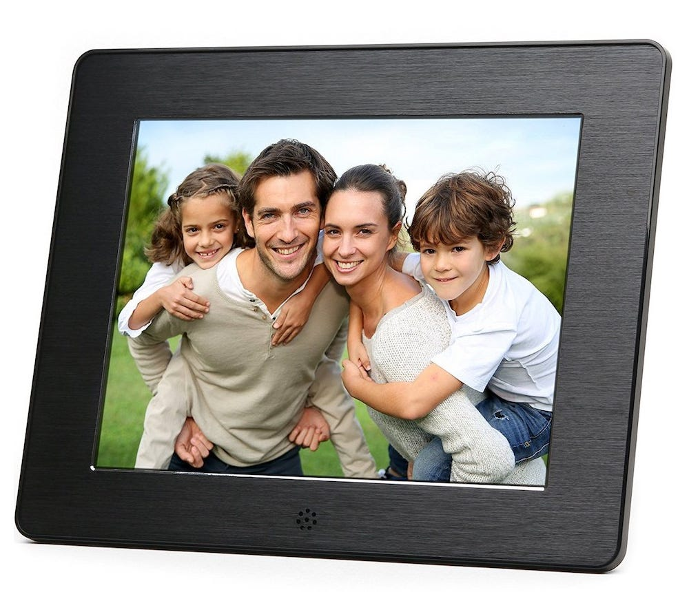 The 6 best digital picture frames for displaying your photos another inexpensive choice the micca 8 inch digital photo frame is similarly easy to use like the tenker frame being slightly bigger at 8 inches you get solutioingenieria Gallery