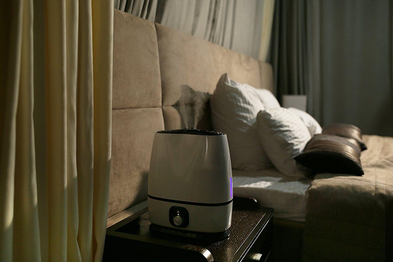 beste luftbefeuchter f r ihr trockenes haus oder b ro. Black Bedroom Furniture Sets. Home Design Ideas