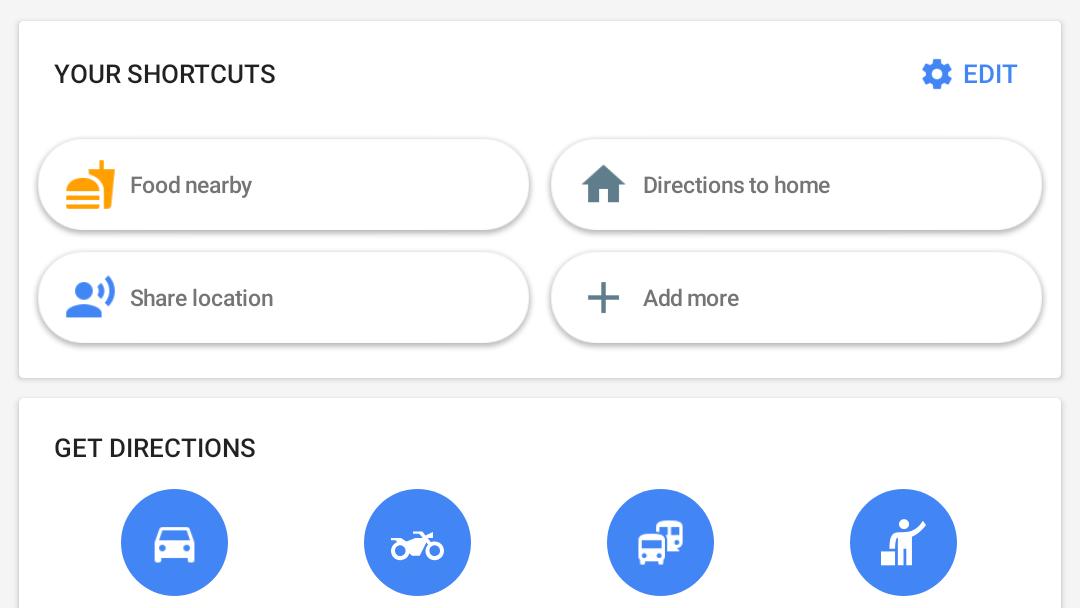 Google Maps rollt vorläufig die nützlichsten Shortcuts aus