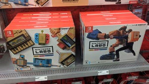 Nintendo Labo Kits Are In Stores Today, Starting at $69