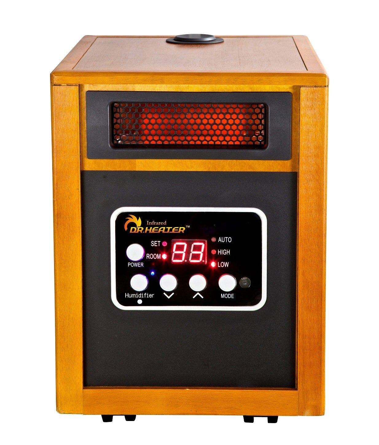 Best Space Heater For Whole Rooms: Dr. Infrared Heater ($118)