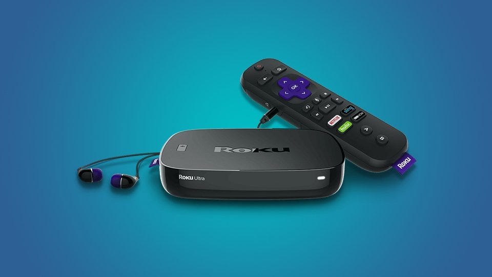 Roku Makes More From You On Ads Than Hardware Sales