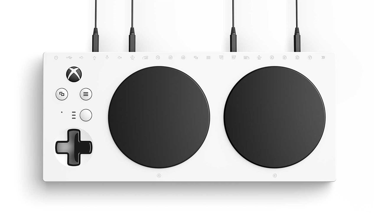 The New Xbox Adaptive Controller Takes Accessibility in Gaming to a New Level
