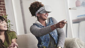 The Oculus Go Is a $200 Self-Contained VR Headset, Shipping Today