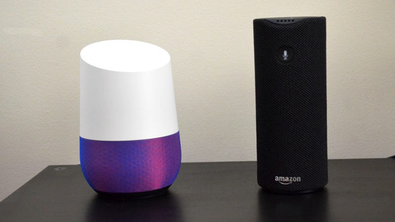 Google Is Shipping Almost As Many Smart Speakers As Amazon These Days
