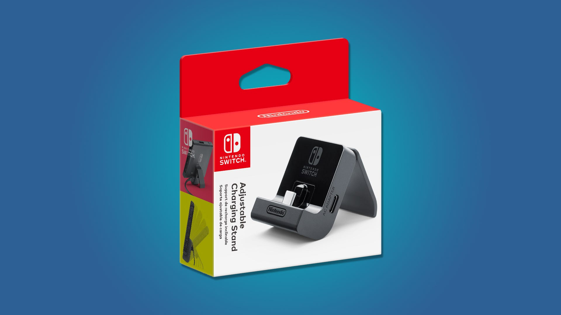Nintendo Is Making The Charging Kickstand You Ve Wanted