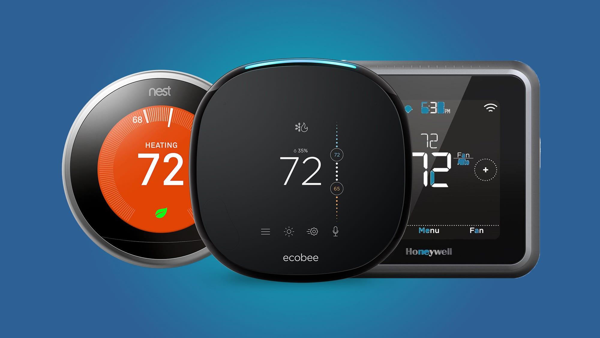 Die besten Smart-Thermostate für Häuser (und Budgets) aller Größen