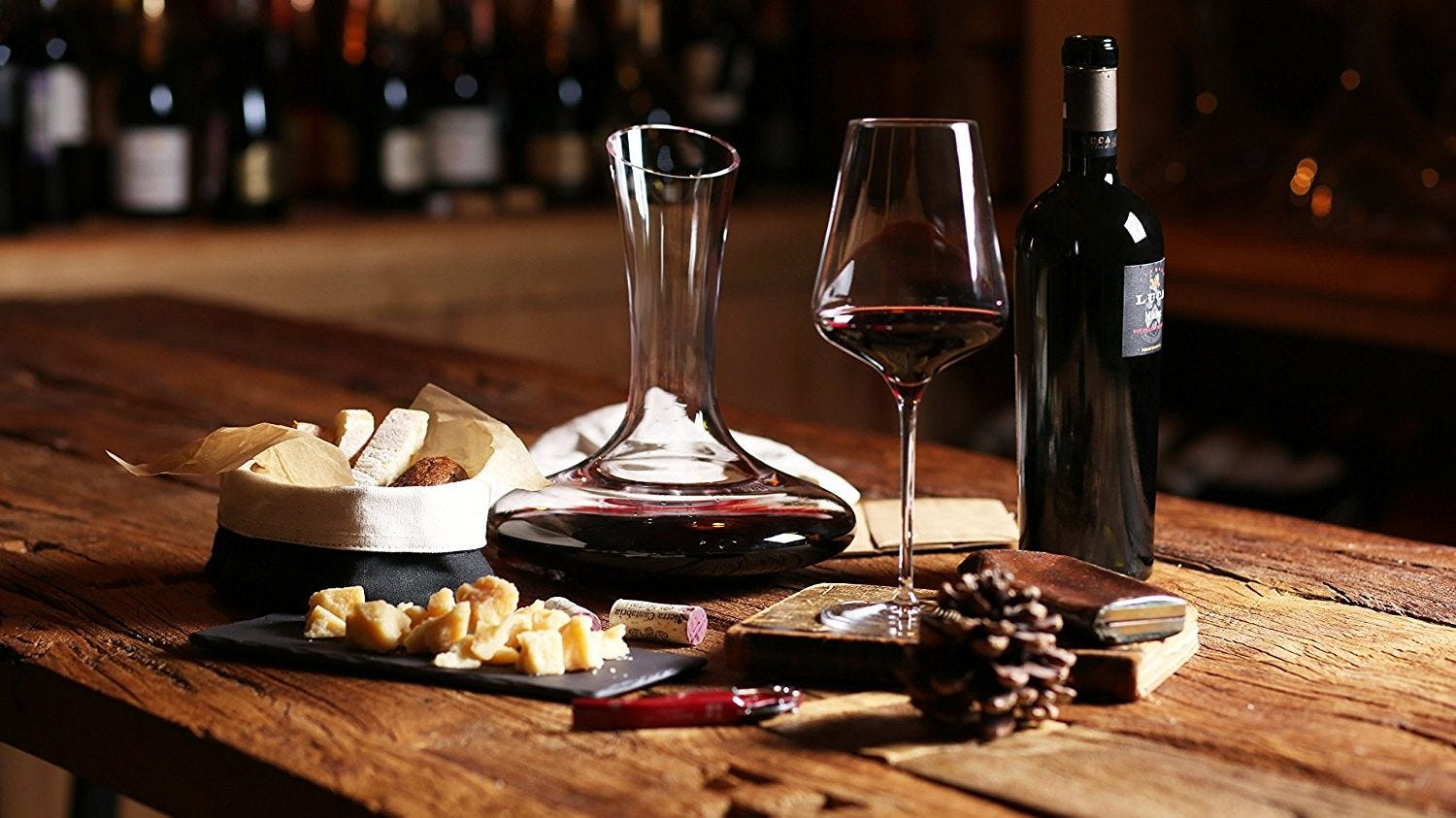 The 10 Best Gifts for Wine Lovers