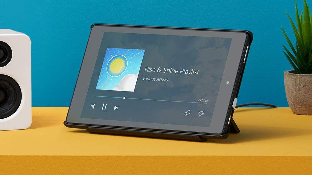 Amazon's New Dock For Fire Tablets Makes the Echo Show Obsolete