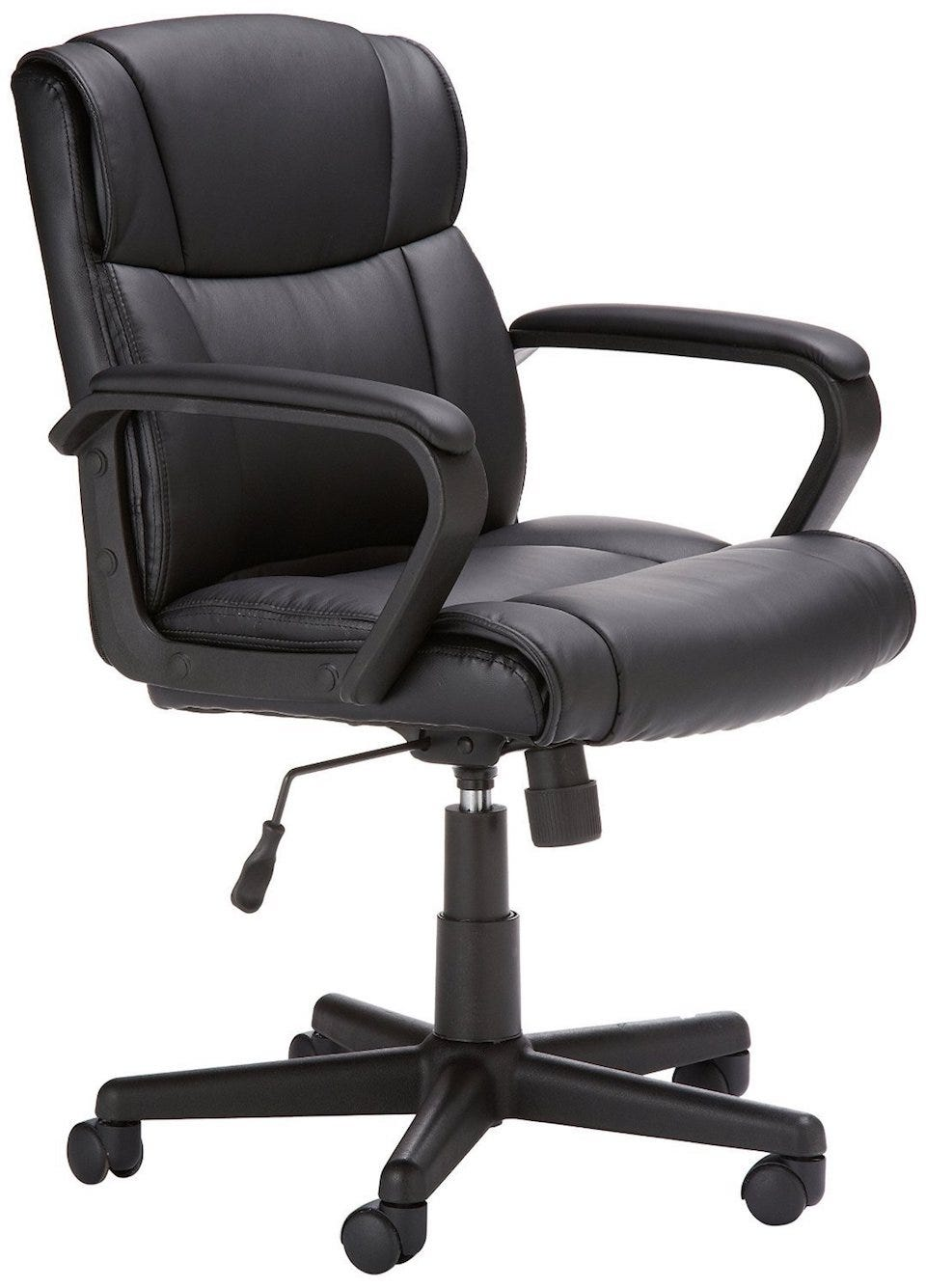Best For Budgets Basics Mid Back Office Chair 65
