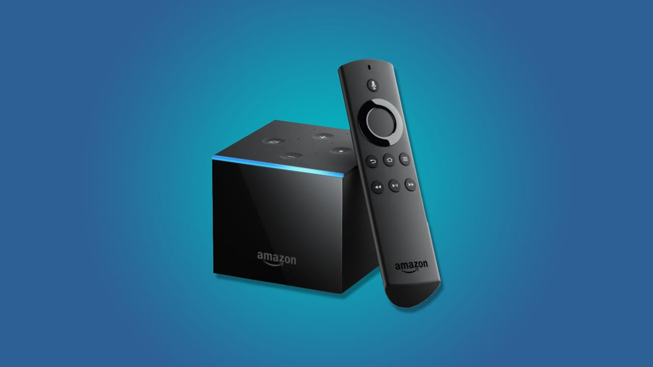 Image result for Alexa Powered Fire TV Cube