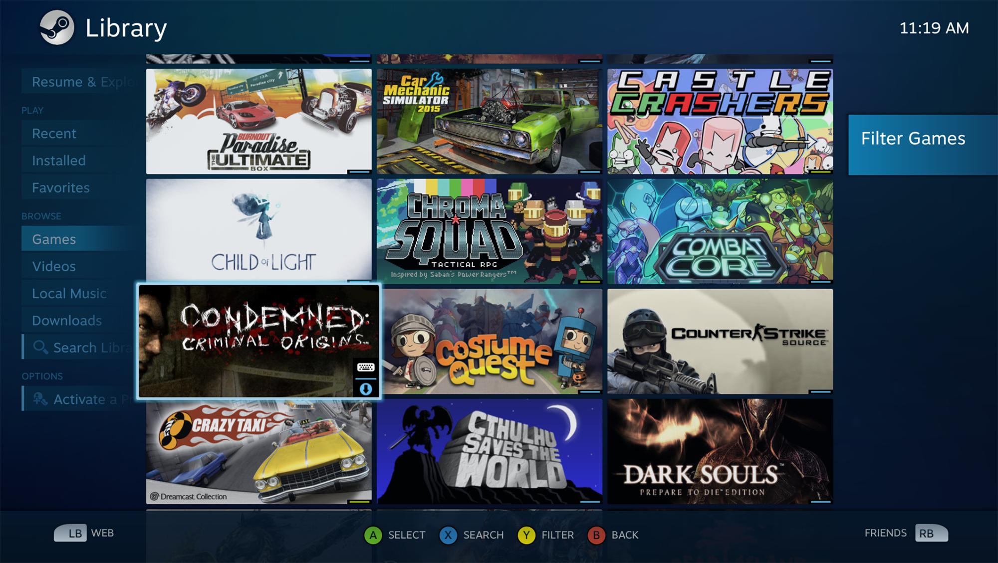 Der Steam-Link Ist Die Beste Wohnzimmer-Begleiter Für PC-Gamer   AllInfo