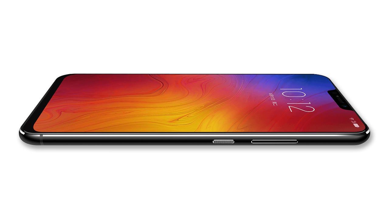 Lenovos Notch-Free, Bezel-Free Screen hat eine Kerbe und Lünette