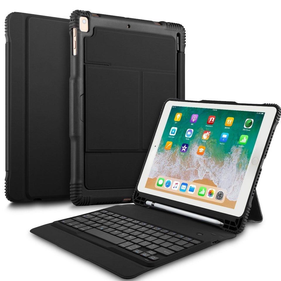Die besten iPad Bluetooth Keyboard Cases zum Schreiben in Bewegung