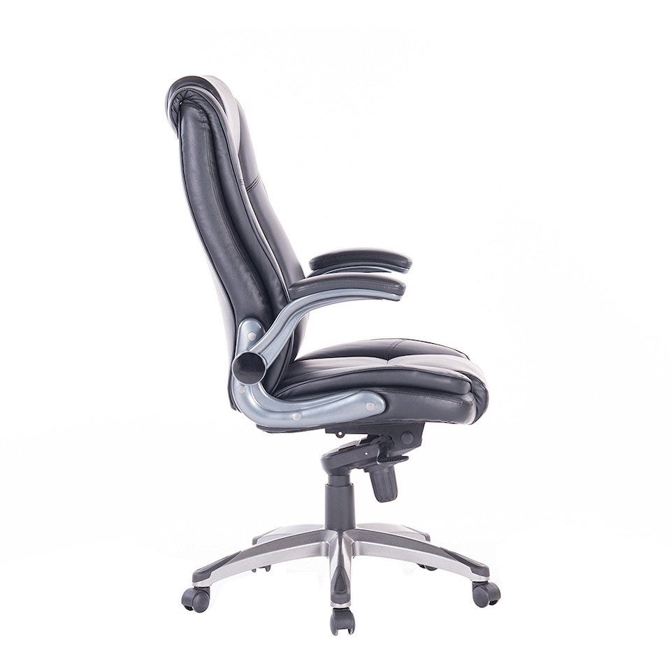 Molding To Your Back And The Vanbow High Memory Foam Leather Office Chair Offers Premium Comfort At An Affordable Price Downside