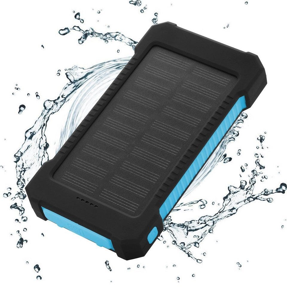 The Best Solar Gadget Chargers For Charging On The Go