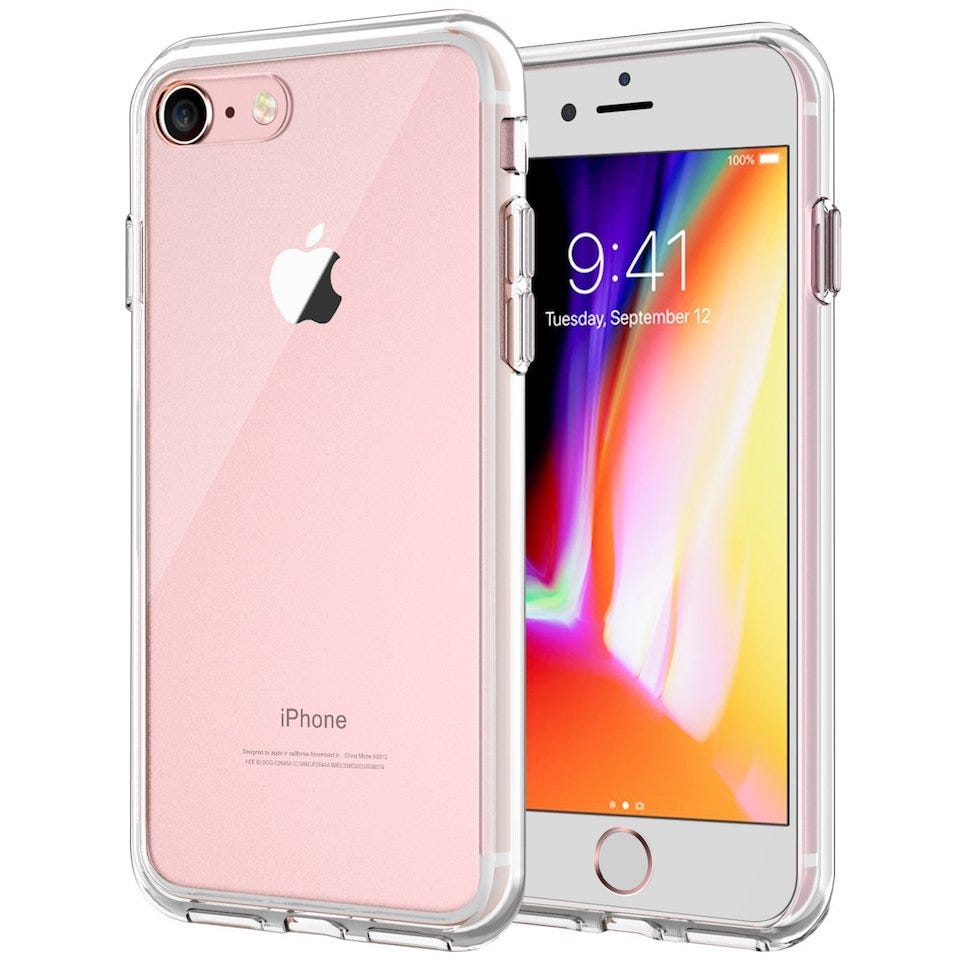 The Best Clear iPhone 8 Cases To Protect (But Showcase) Your Phone ... 75296f6c73