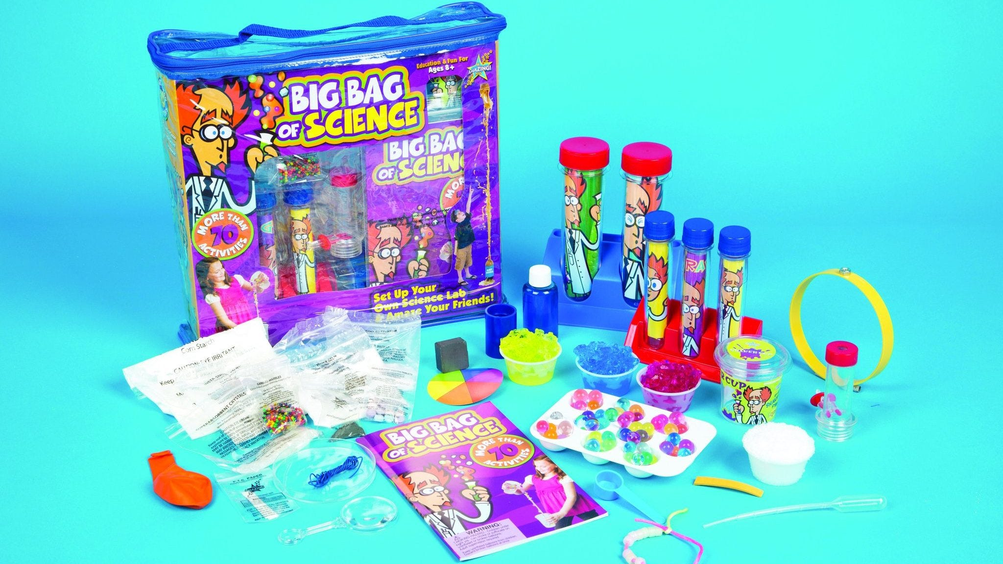 The Best Science Kits for Kids