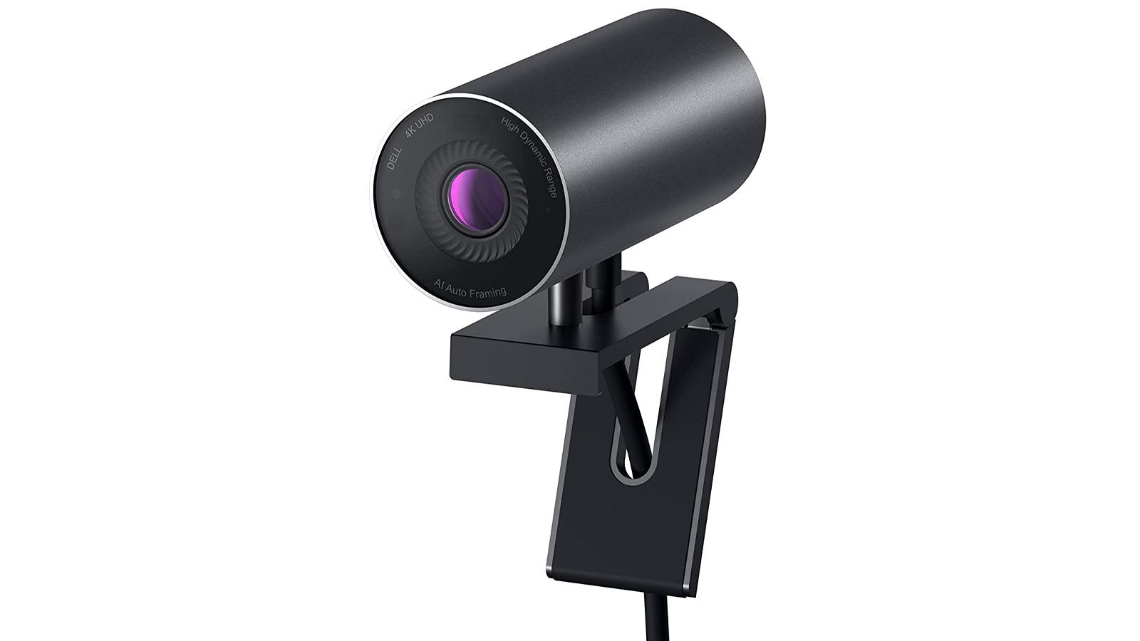 Dell UltraSharp 4K HDR webcam