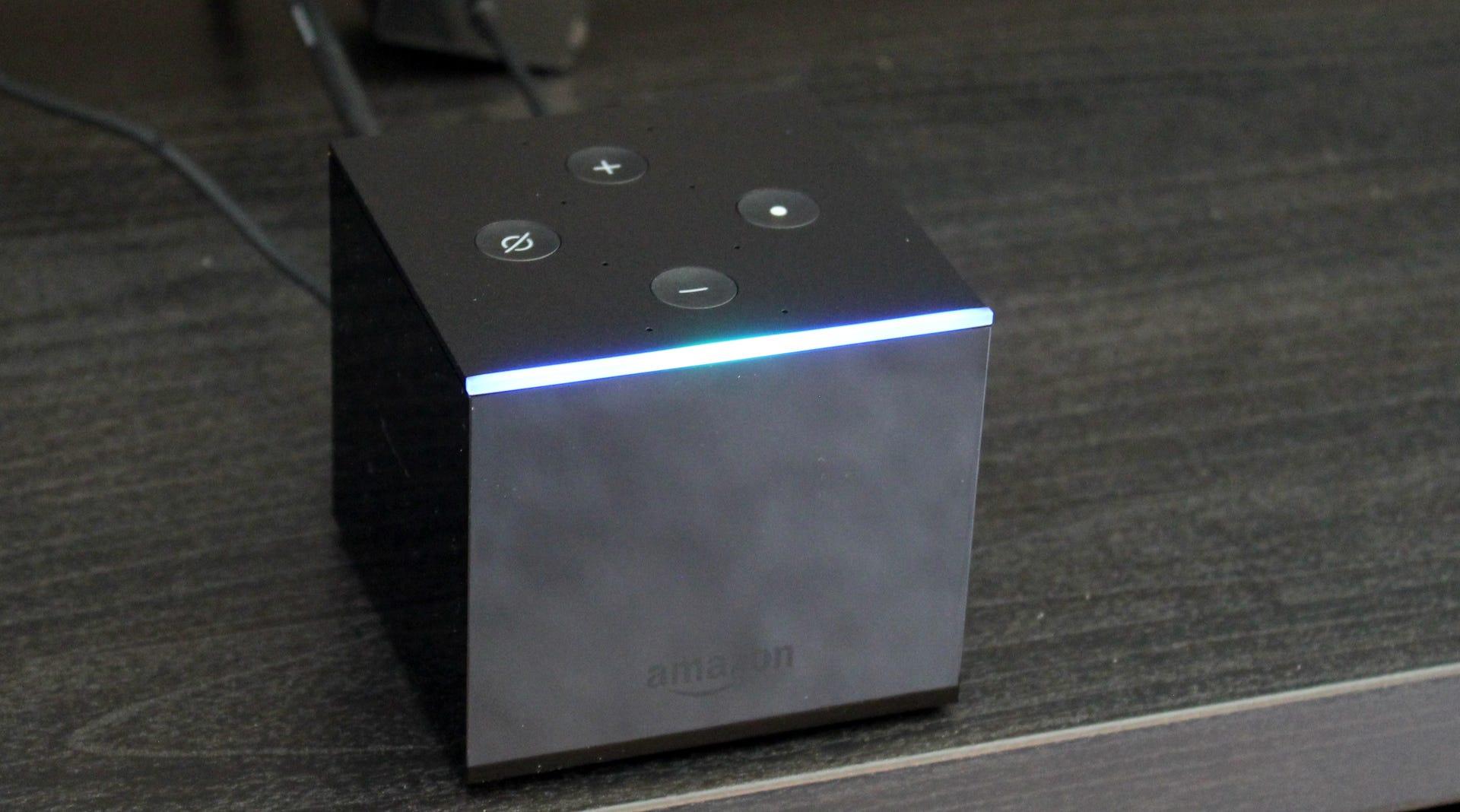 Amazon Fire TV Cube Bewertung: Die Universal Remote Sie haben auf