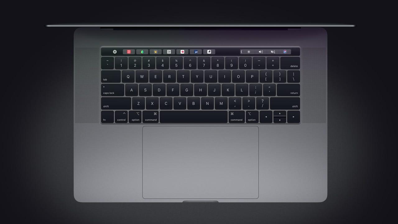 Apple hat das MacBook Pro Keyboard Problem behoben, kann Ihnen aber nicht sagen, dass