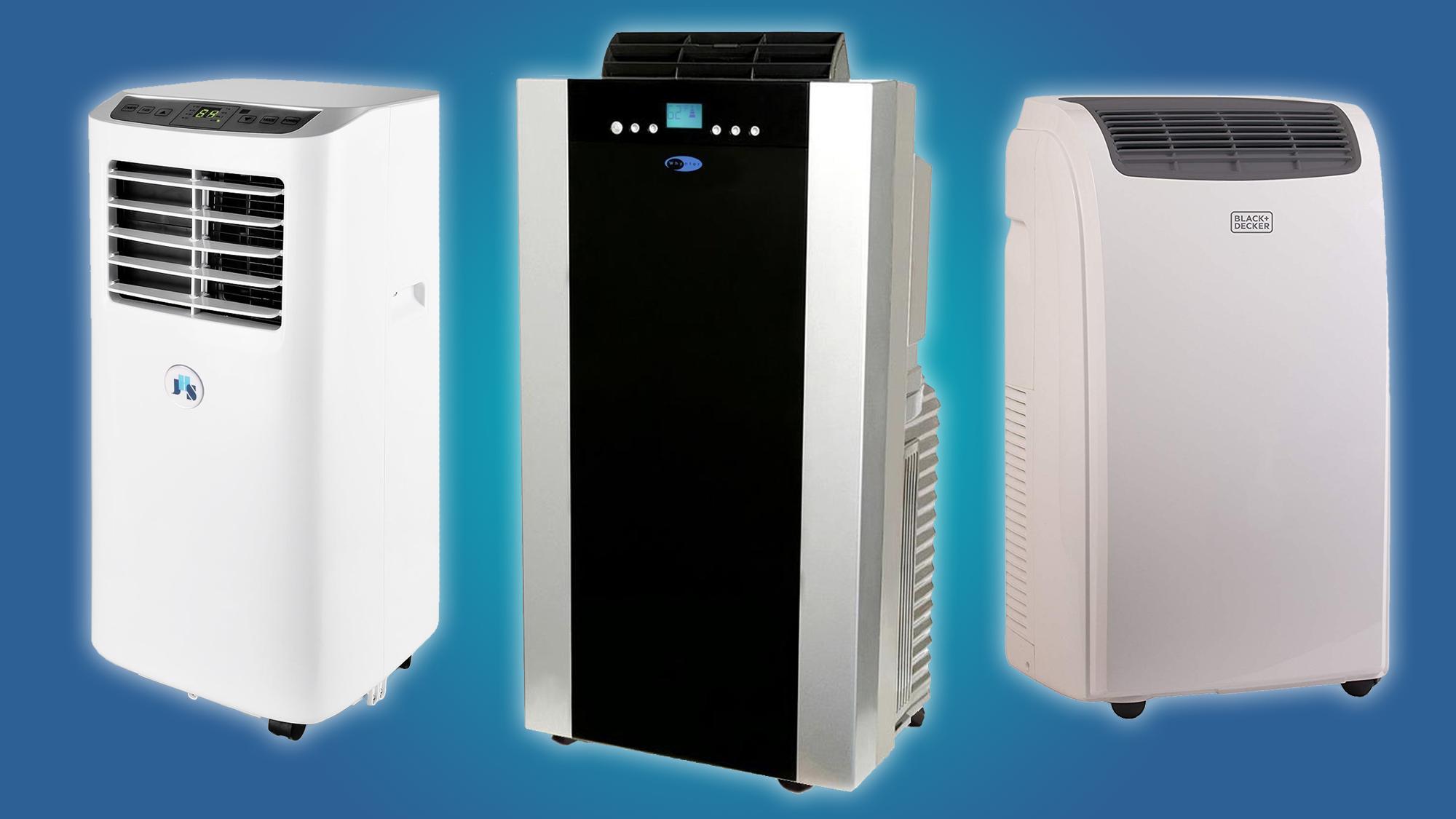 Die besten tragbaren Klimaanlagen